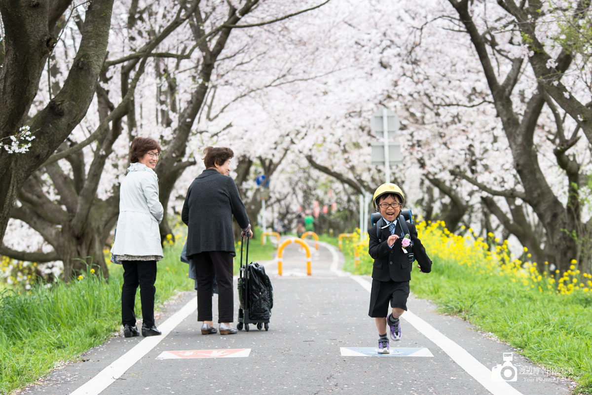 入学・入園おめでとうございます。