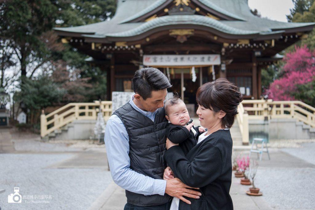 family-omiyamairi