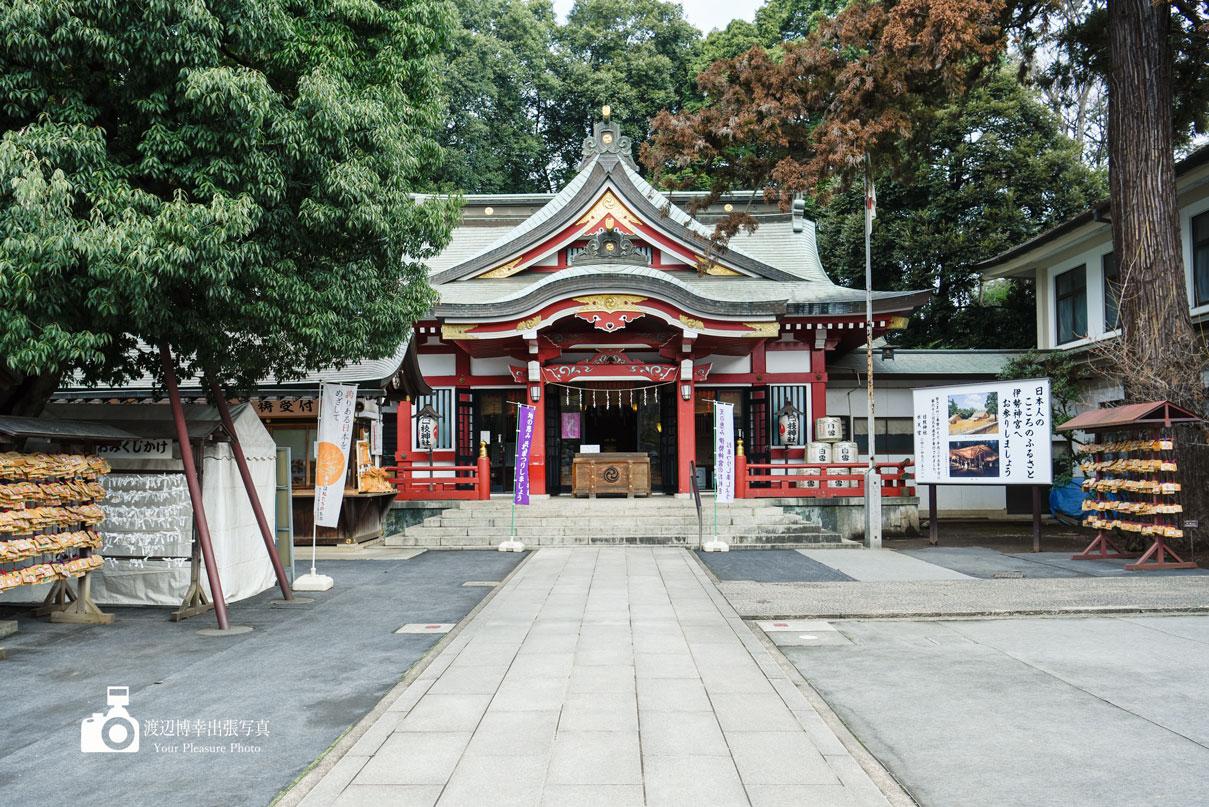 お宮参り出張撮影|水天宮・日枝神社|美しい空間の神社|東京都|清瀬市