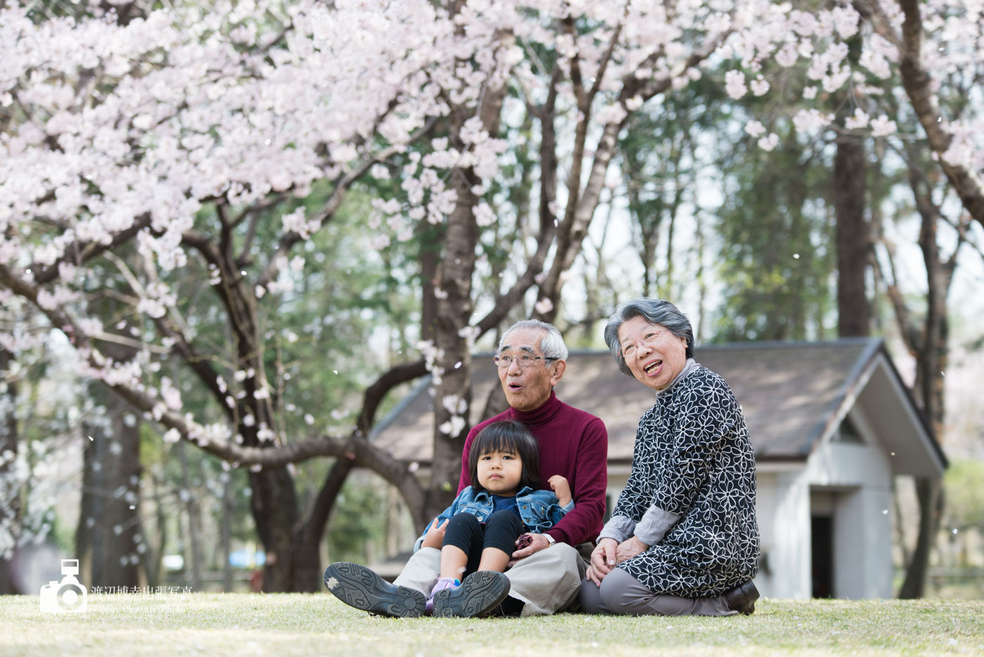 家族写真出張撮影|埼玉県|深谷市|わすれないよ。