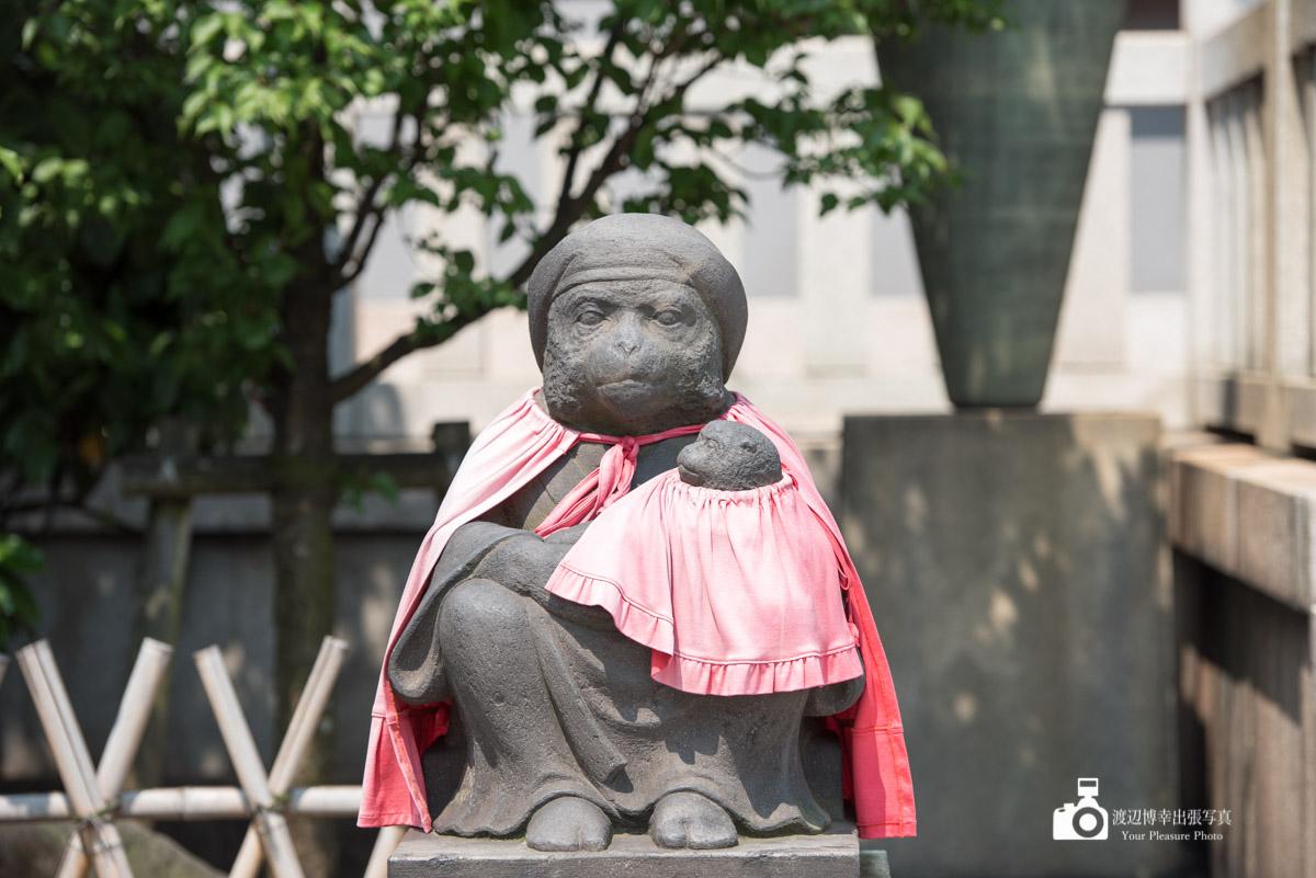 日枝神社の猿神様