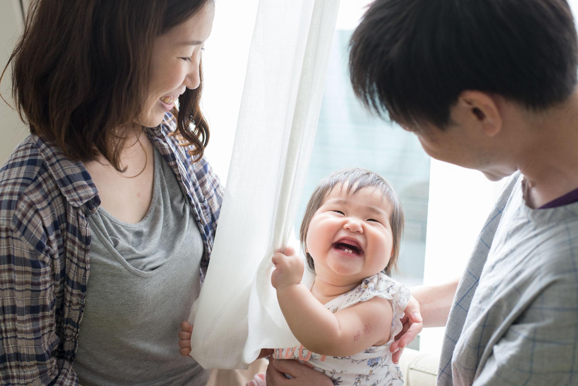 家族写真の出張撮影|埼玉県|さいたま市|えがお100パーセント!