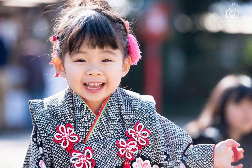 久喜・鷲宮神社で七五三の出張撮影