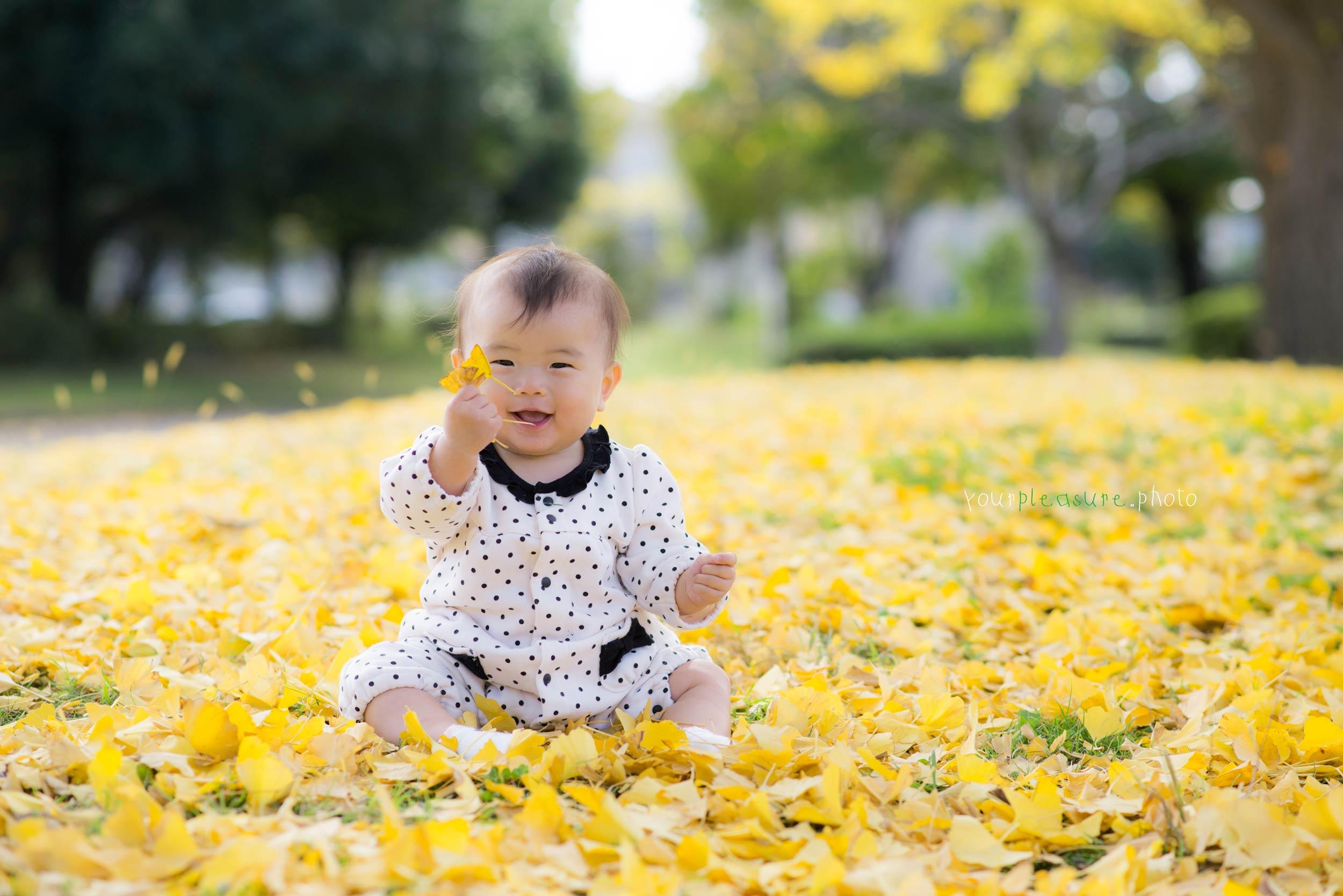 ねこである|埼玉県|川越市|赤ちゃん写真