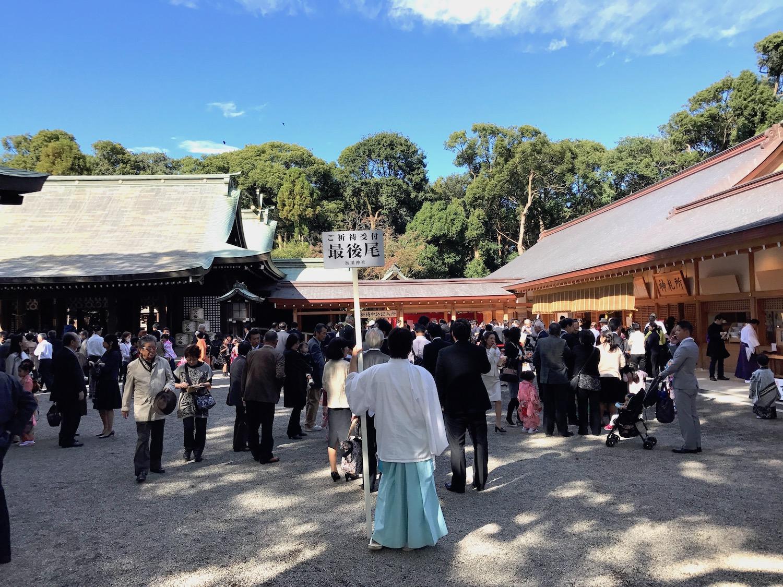 大宮氷川神社の七五三混雑度と駐車場のこと