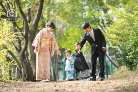 長宮氷川神社のロケーションPHOTO