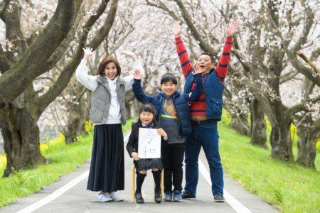 ランドセル撮影会 | 入学・入園を桜の下で|埼玉県|川越市
