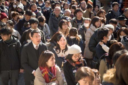 お宮参り出張撮影|水天宮|東京都|中央区|慶びの日