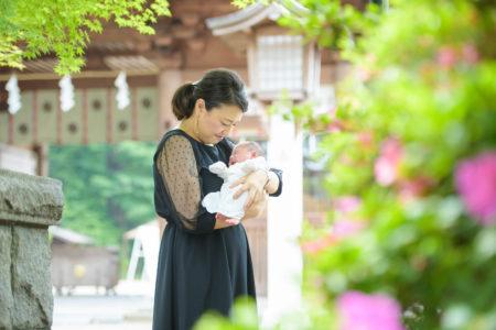 お宮参り出張撮影|須賀神社|栃木県|小山市|慶びの日|PHOTO-LOG-Vol.7