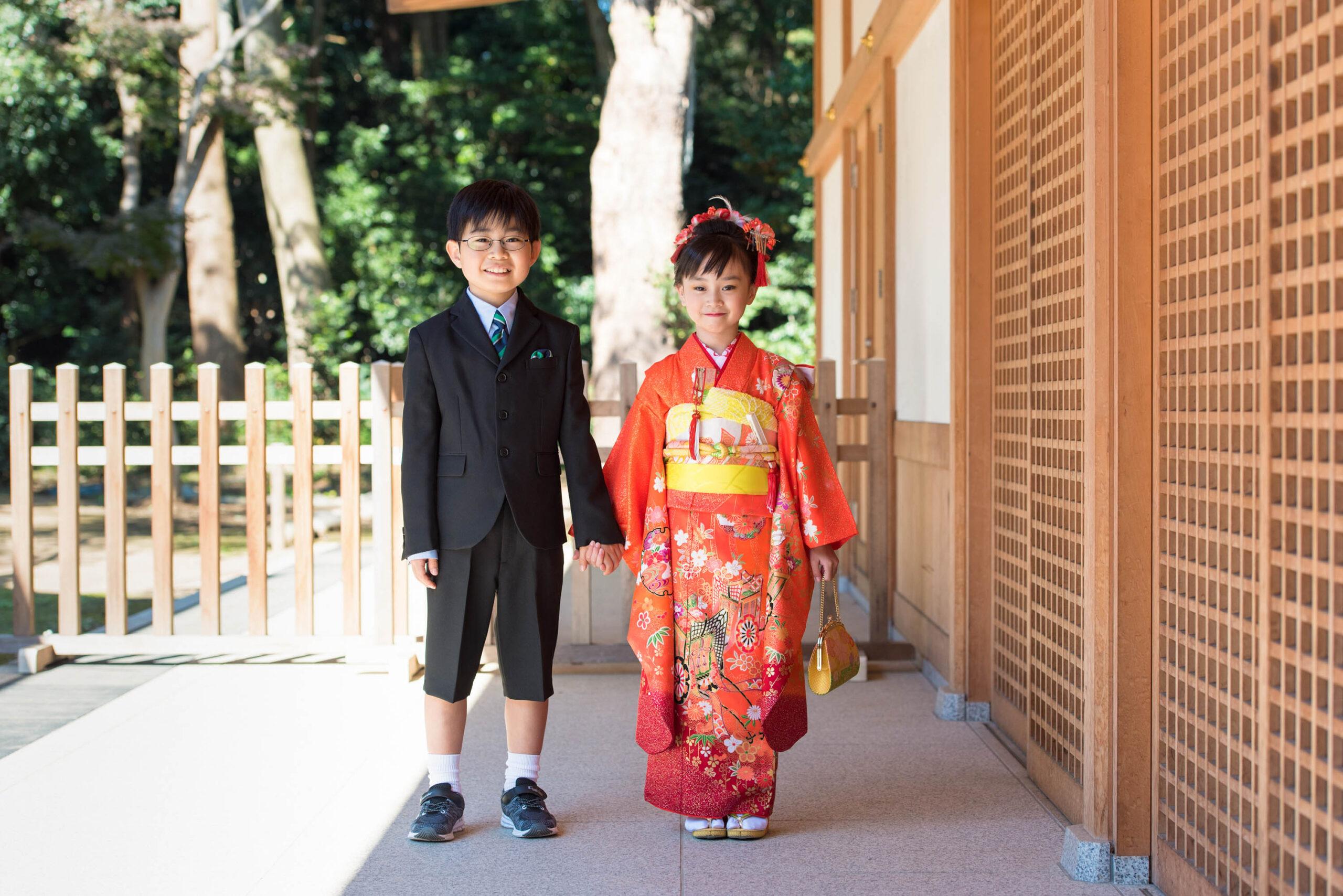 七五三出張撮影|武蔵一宮 氷川神社(大宮氷川神社)|埼玉県|さいたま市|楽しい七五三