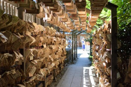 川越氷川神社でお宮参りや七五三、写真を撮るタイミングのおすすめは「ご祈祷後」です。