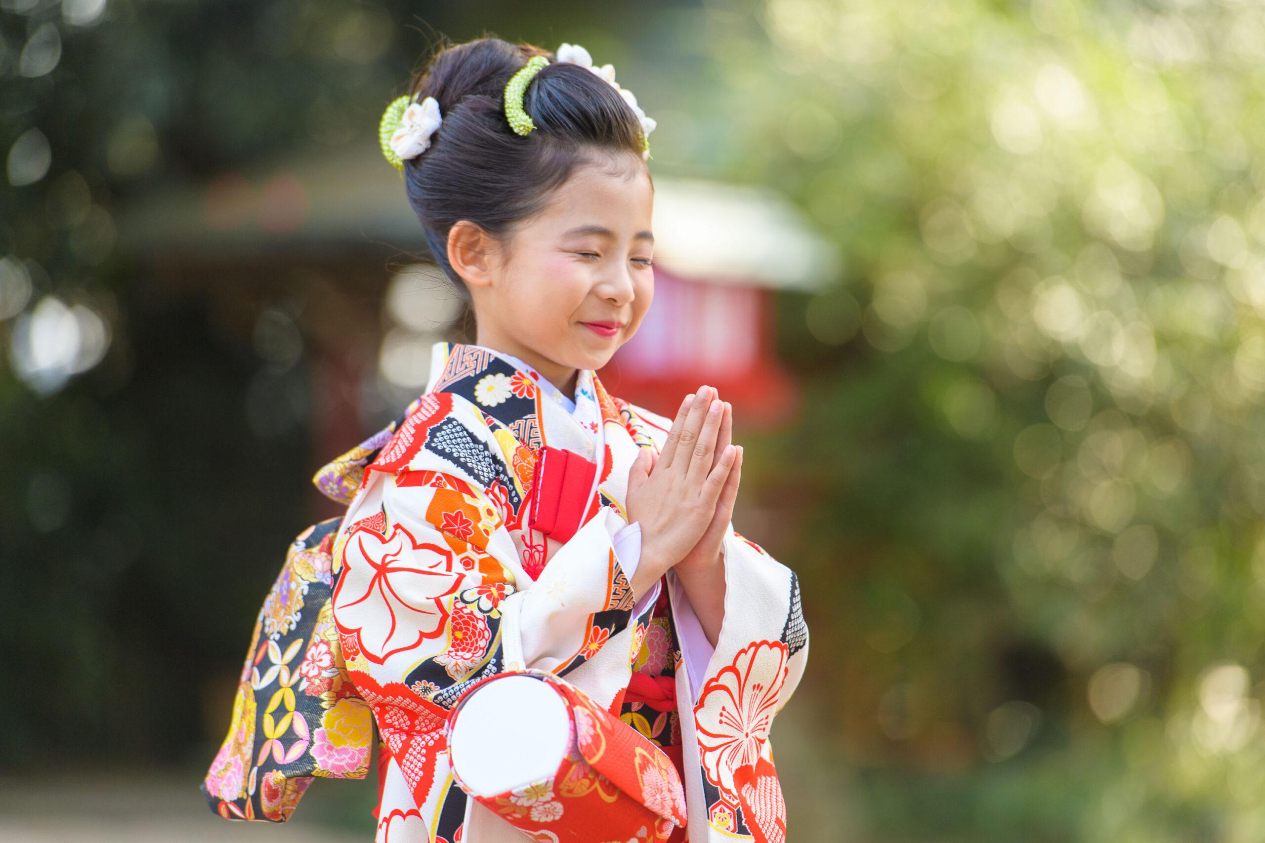 七五三出張撮影 鷲宮神社 埼玉県 久喜市
